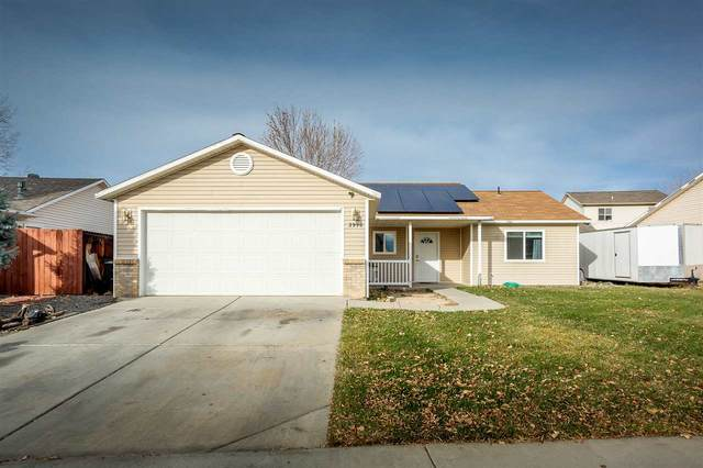2990 Brookside Drive, Grand Junction, CO 81504 (MLS #20205795) :: The Kimbrough Team | RE/MAX 4000