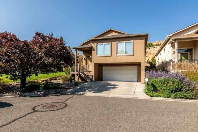 399 1/2 Rockwood Lane, Grand Junction, CO 81507 (MLS #20205797) :: The Christi Reece Group