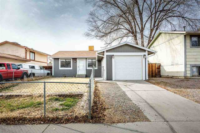 525 Garland Street, Clifton, CO 81520 (MLS #20205813) :: The Christi Reece Group