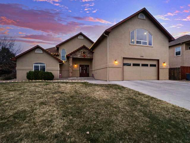 1301 Monument Court, Fruita, CO 81521 (MLS #20205826) :: The Kimbrough Team | RE/MAX 4000