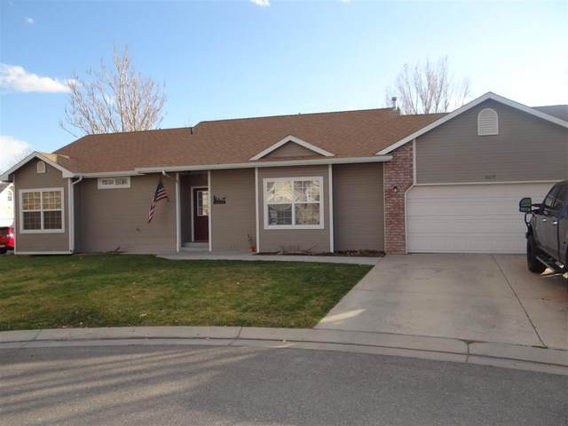 609 Darlene Court, Grand Junction, CO 81504 (MLS #20205827) :: The Kimbrough Team | RE/MAX 4000