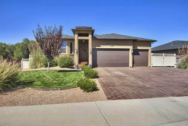 2122 Canyon Wren Court, Grand Junction, CO 81507 (MLS #20205831) :: Western Slope Real Estate
