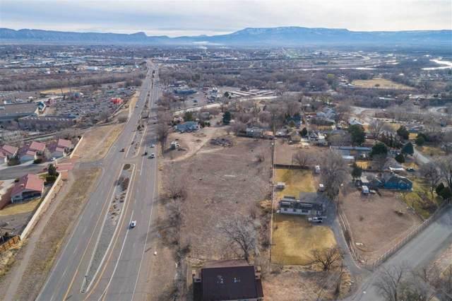 411 25 Road, Grand Junction, CO 81507 (MLS #20205832) :: Western Slope Real Estate