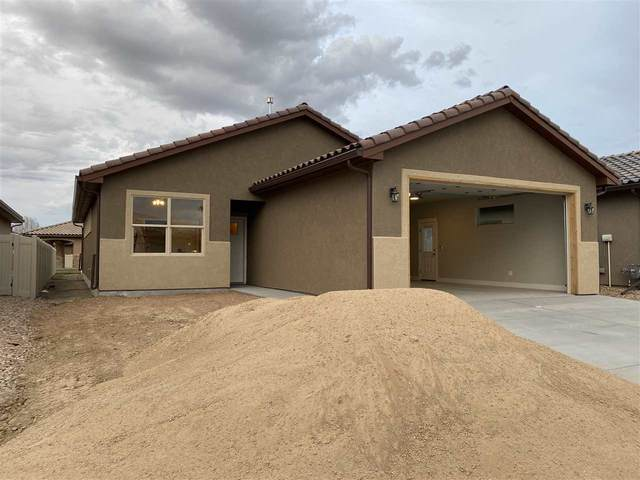 2838 1/2 Kelso Mesa Drive, Grand Junction, CO 81503 (MLS #20205834) :: The Grand Junction Group with Keller Williams Colorado West LLC