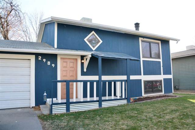 2989 Walnut Avenue, Grand Junction, CO 81504 (MLS #20205835) :: Western Slope Real Estate