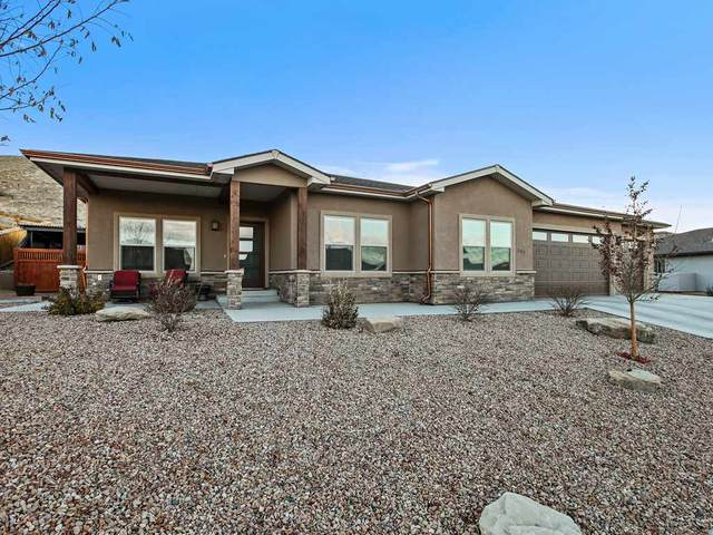 207 Hideaway Lane, Grand Junction, CO 81503 (MLS #20205844) :: Western Slope Real Estate