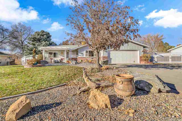 2658 Bahamas Way, Grand Junction, CO 81506 (MLS #20205848) :: Western Slope Real Estate