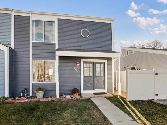 2847 Oxford Avenue C, Grand Junction, CO 81503 (MLS #20205849) :: Western Slope Real Estate