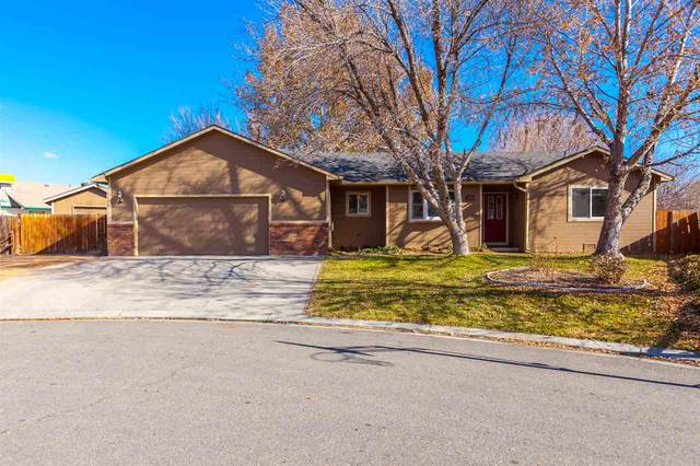 680 Sequel Court, Grand Junction, CO 81504 (MLS #20205850) :: Western Slope Real Estate