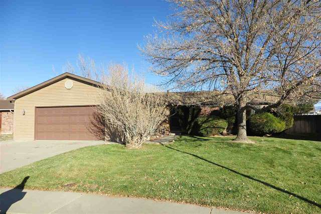 2956 Pheasant Run Circle, Grand Junction, CO 81506 (MLS #20205863) :: The Christi Reece Group