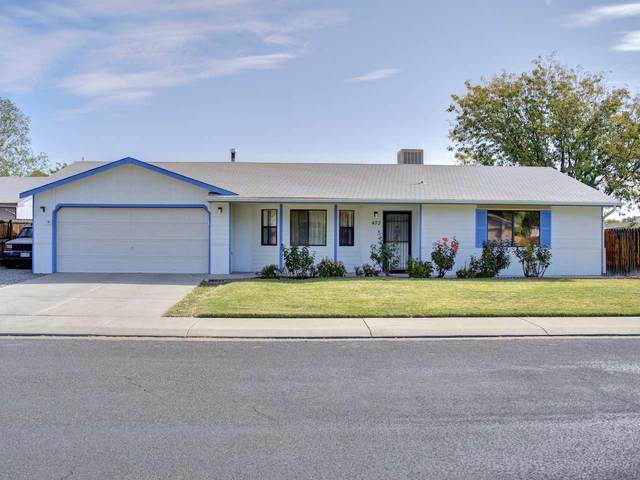 472 Cottonwood Lake Drive, Clifton, CO 81520 (MLS #20205865) :: The Christi Reece Group