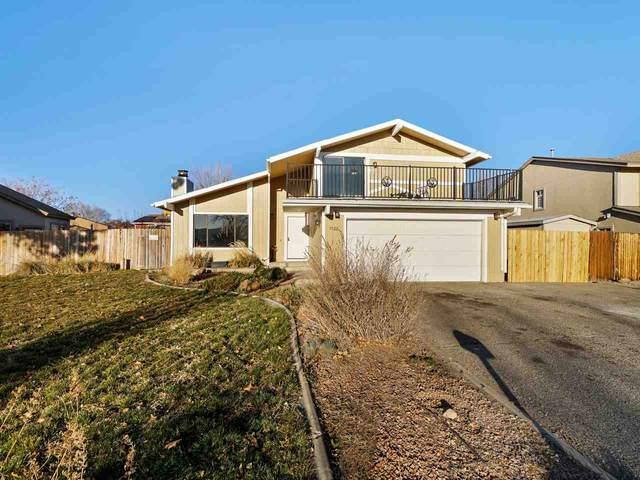 1922 Spring Valley Circle, Grand Junction, CO 81506 (MLS #20205871) :: The Christi Reece Group