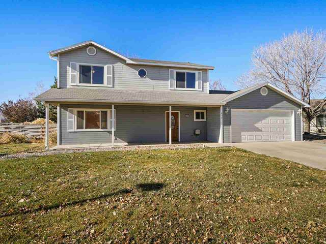 637 Monarch Court, Grand Junction, CO 81504 (MLS #20205874) :: The Christi Reece Group