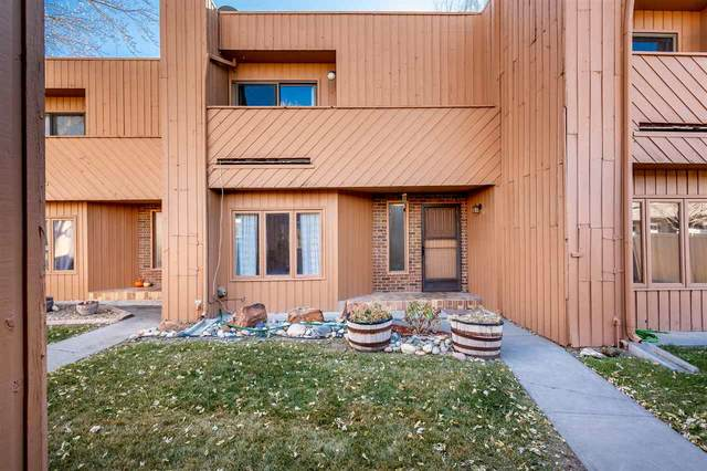 575 28 1/2 Road #49, Grand Junction, CO 81501 (MLS #20205879) :: The Christi Reece Group