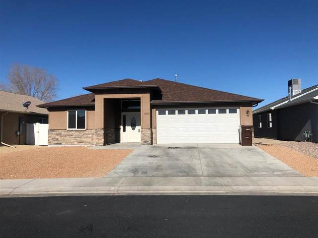 3030 Red Pear Drive, Grand Junction, CO 81504 (MLS #20205881) :: The Christi Reece Group