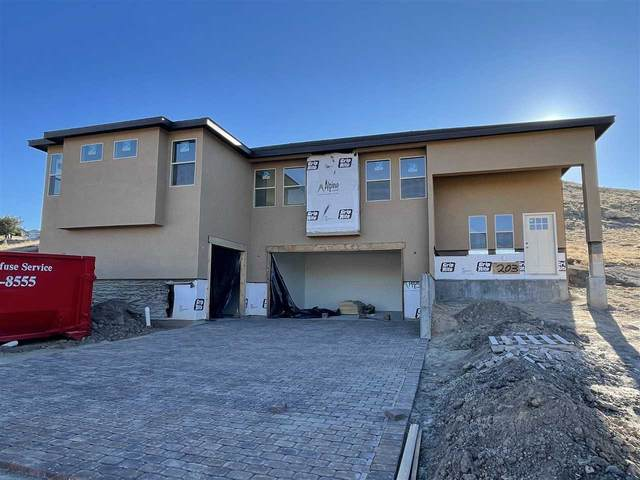 203 Hideaway Lane, Grand Junction, CO 81503 (MLS #20205892) :: The Grand Junction Group with Keller Williams Colorado West LLC