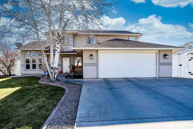 655 N Saddle Rock Drive, Grand Junction, CO 81504 (MLS #20205903) :: The Grand Junction Group with Keller Williams Colorado West LLC