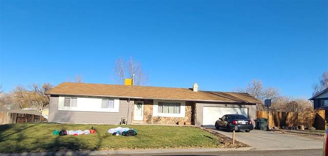 808 Jamaica Drive, Grand Junction, CO 81506 (MLS #20205920) :: The Grand Junction Group with Keller Williams Colorado West LLC