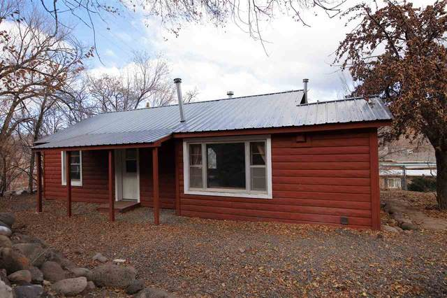 110 High Street, Collbran, CO 81624 (MLS #20205925) :: The Grand Junction Group with Keller Williams Colorado West LLC