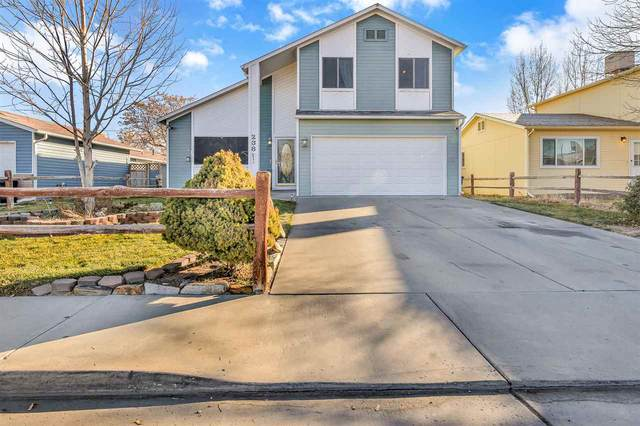 238 N Mulberry Street, Fruita, CO 81521 (MLS #20205930) :: The Kimbrough Team | RE/MAX 4000