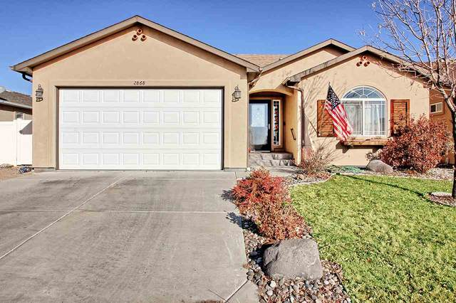 2868 Valentino Way, Grand Junction, CO 81501 (MLS #20205931) :: The Christi Reece Group