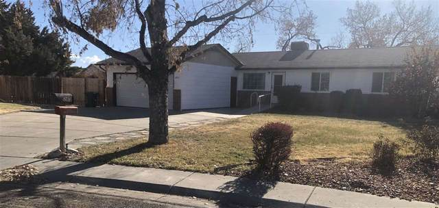 2813 Mesa Avenue, Grand Junction, CO 81501 (MLS #20205936) :: The Christi Reece Group