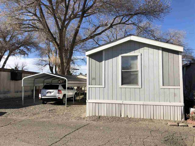 830 Independent Avenue #23, Grand Junction, CO 81505 (MLS #20205939) :: The Christi Reece Group