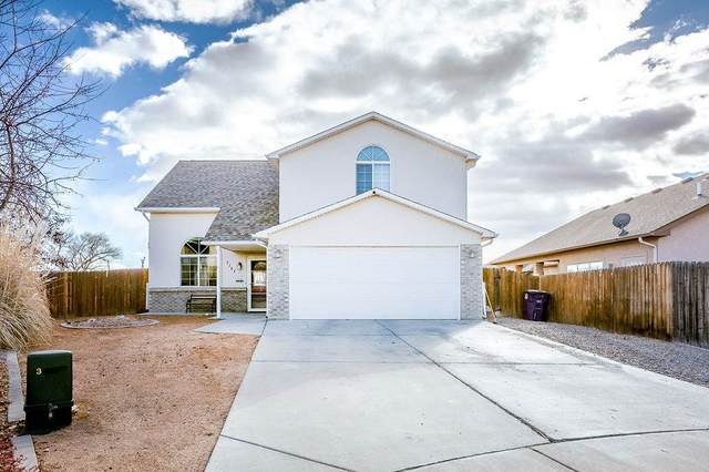 3167 Klover Lee Court, Grand Junction, CO 81504 (MLS #20205944) :: The Grand Junction Group with Keller Williams Colorado West LLC