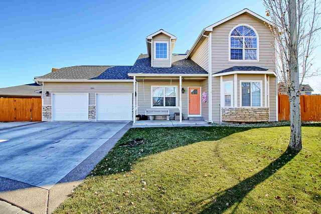 3085 Blue Quail Court, Grand Junction, CO 81504 (MLS #20205971) :: The Kimbrough Team | RE/MAX 4000