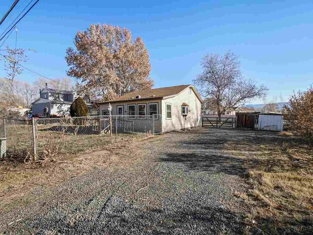 530 29 1/2 Road, Grand Junction, CO 81504 (MLS #20205977) :: The Christi Reece Group