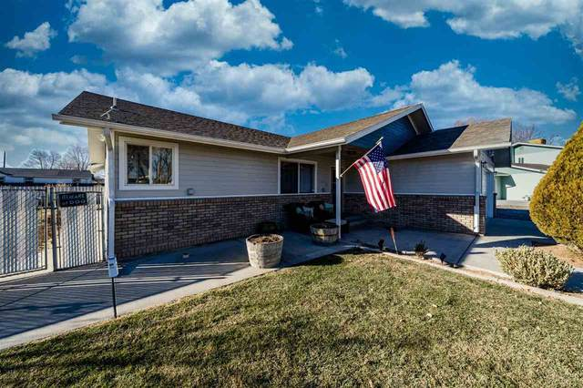 601 Entrada Street, Grand Junction, CO 81504 (MLS #20205980) :: The Kimbrough Team | RE/MAX 4000