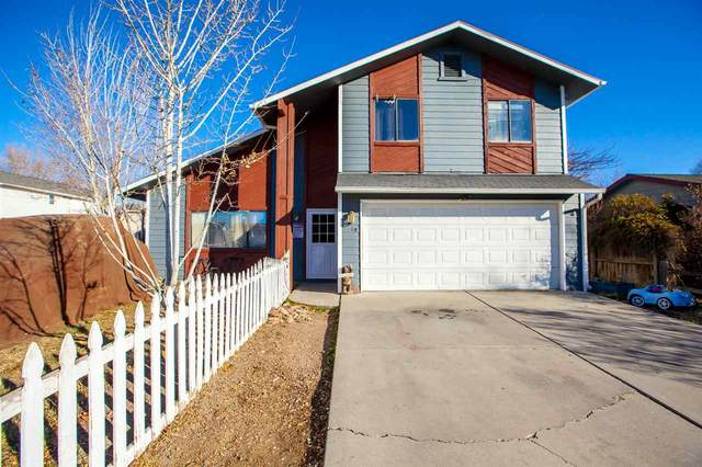 460 1/2 Morning Dove Drive, Grand Junction, CO 81504 (MLS #20206031) :: The Danny Kuta Team