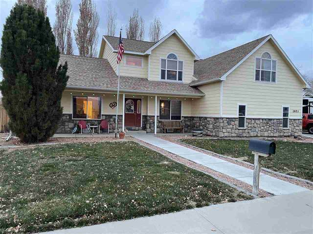 2853 Emily Drive, Grand Junction, CO 81503 (MLS #20206036) :: CENTURY 21 CapRock Real Estate