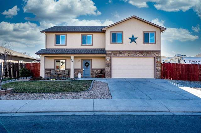 974 Moores Diamond Drive, Fruita, CO 81521 (MLS #20206043) :: The Grand Junction Group with Keller Williams Colorado West LLC