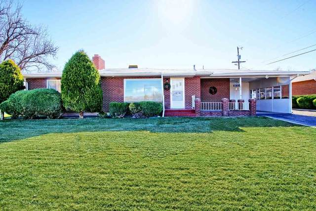 205 Alcove Drive, Grand Junction, CO 81507 (MLS #20206046) :: CENTURY 21 CapRock Real Estate