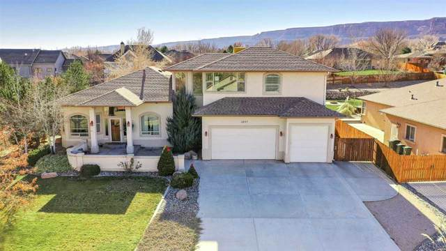 2057 Baseline Drive, Grand Junction, CO 81507 (MLS #20206061) :: The Grand Junction Group with Keller Williams Colorado West LLC