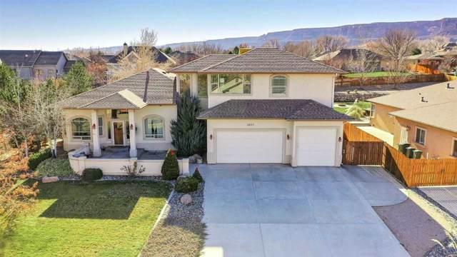 2057 Baseline Drive, Grand Junction, CO 81507 (MLS #20206061) :: Western Slope Real Estate