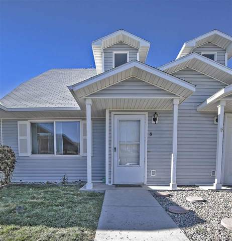 387 Sunnyside Circle B, Grand Junction, CO 81504 (MLS #20206069) :: The Christi Reece Group