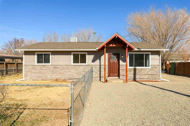 2740 B 1/2 Road, Grand Junction, CO 81503 (MLS #20206072) :: The Kimbrough Team | RE/MAX 4000