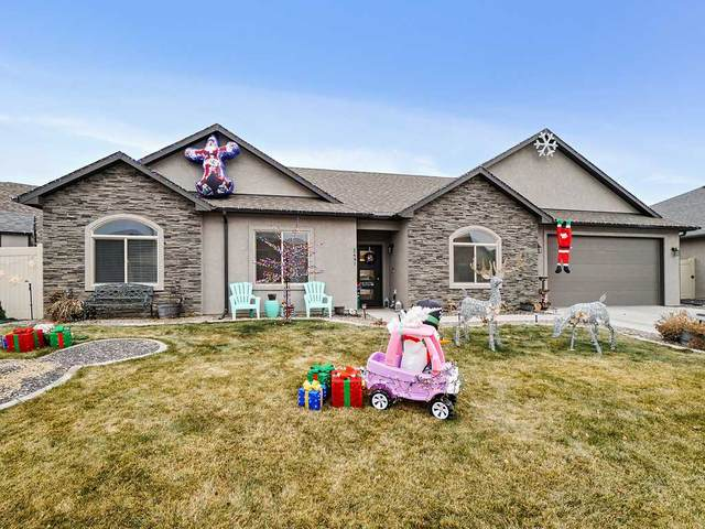 2491 Zenith Lane, Grand Junction, CO 81505 (MLS #20206086) :: The Grand Junction Group with Keller Williams Colorado West LLC