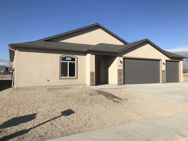 413 Brealyn Court, Grand Junction, CO 81504 (MLS #20206091) :: The Kimbrough Team | RE/MAX 4000