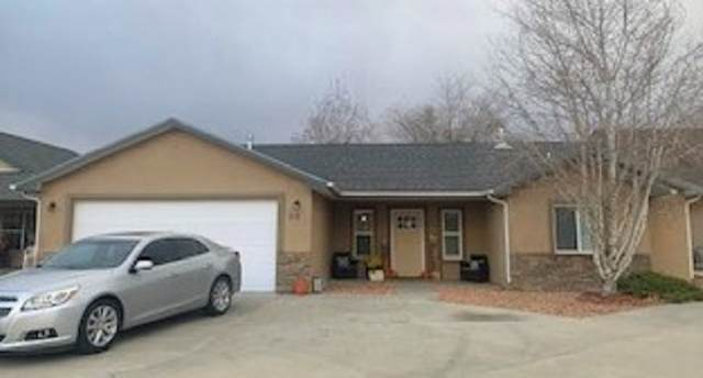 261 Westwater Circle, Fruita, CO 81521 (MLS #20206100) :: The Grand Junction Group with Keller Williams Colorado West LLC