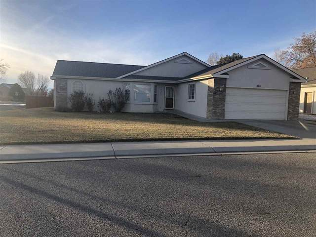 613 Shadowbrook Drive, Grand Junction, CO 81504 (MLS #20206112) :: The Kimbrough Team | RE/MAX 4000