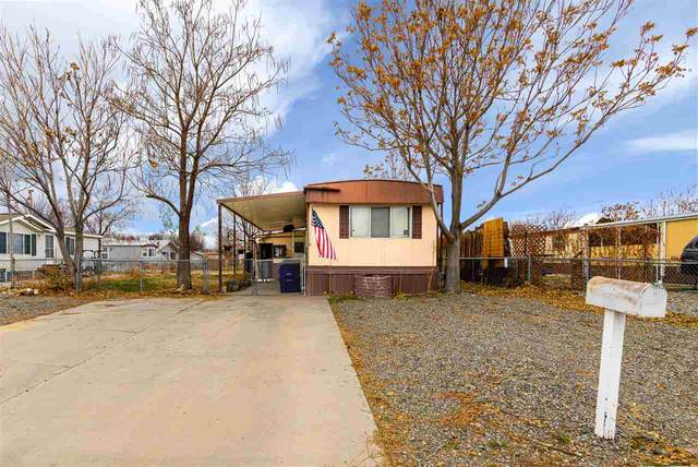517 Placer Drive, Grand Junction, CO 81504 (MLS #20206114) :: The Kimbrough Team | RE/MAX 4000