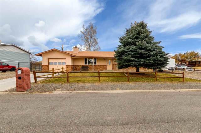 3173 William Drive, Grand Junction, CO 81503 (MLS #20206116) :: The Kimbrough Team   RE/MAX 4000