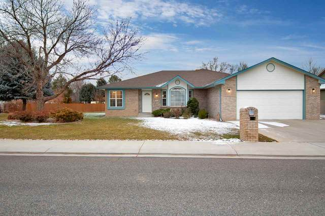 1631 Ptarmigan Ridge Court, Grand Junction, CO 81506 (MLS #20206133) :: The Grand Junction Group with Keller Williams Colorado West LLC