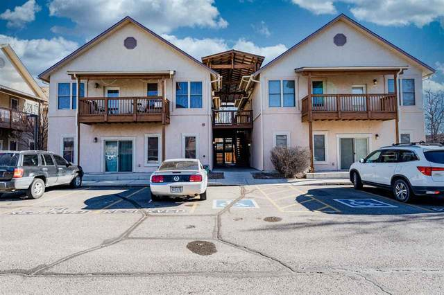 1208 Walnut Avenue #2, Grand Junction, CO 81501 (MLS #20206138) :: The Kimbrough Team | RE/MAX 4000