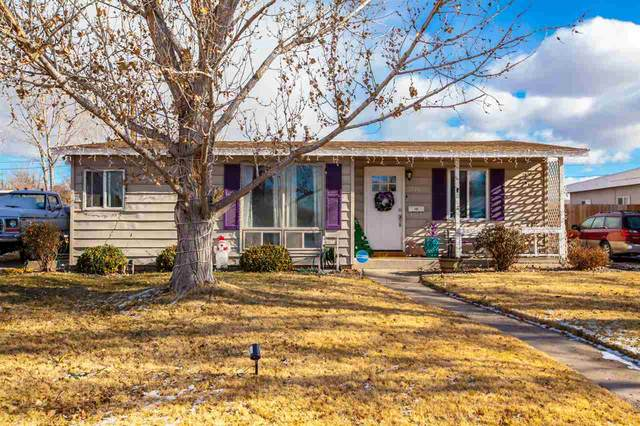1726 N 26th Street, Grand Junction, CO 81501 (MLS #20206141) :: The Kimbrough Team | RE/MAX 4000