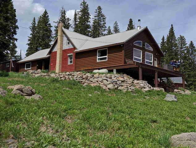 21325 Hilltop Drive, Cedaredge, CO 81413 (MLS #20206149) :: The Grand Junction Group with Keller Williams Colorado West LLC