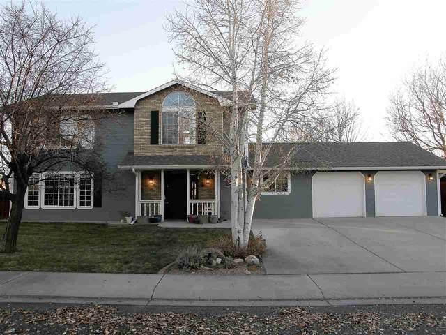 621 Hamlet Street, Grand Junction, CO 81506 (MLS #20206151) :: Lifestyle Living Real Estate